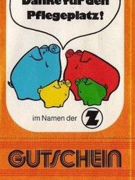 Sparschweine, Familie Groschenbauch