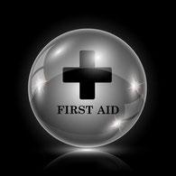 """zur """"ersten Hilfe"""""""
