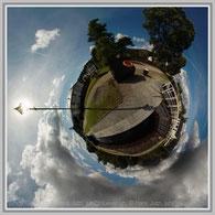 Little Planet; Hans Jutzi; Panormaphotografie; PTGui; Bildershop