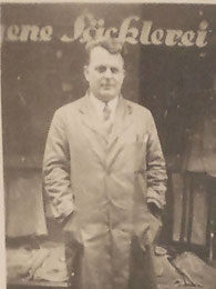 Gründer Hirschlederhosen Max Woelfl