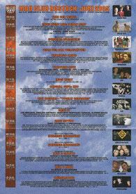 Programm June 2005 Mau Club