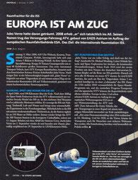 EADS (Raumfahrtbehörde ESA)