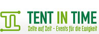 Naming und Slogan erfolgswelle: Tent in Time