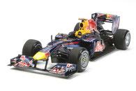 Red Bull Formel1 Modell im Maßstab 1:24 als Standmodellbaukasten