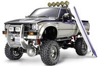 Ford RC Truckmodell im Maßstab 1:10 der Firma Tamiya