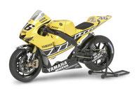Yamaha Standmodellbaukasten im Maßstab 1:12 von Tamiya