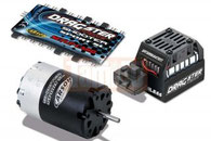 Brushless Motor/Reglercompo mit Programierkarte für RC Modelle