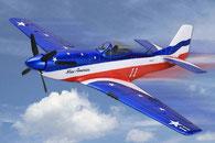 RC Kunstflugmodell der Firma Graupner