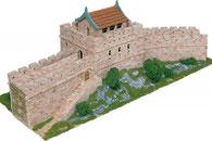Historisches Gebäudemodell als Baukasten