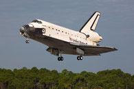 amerikanische Raumfähre als Modellbausatz
