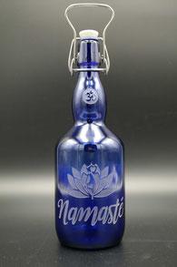 Blauglas - Namaste