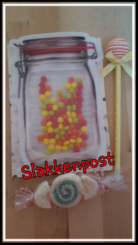 Candy abc snailmail - slakkenpost.nl