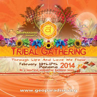 tribal gathering festival panama 2014