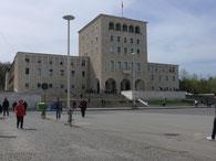 Tirana, Universität