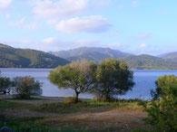 Lago di Coghinas
