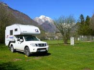 Camping Polovnik, Bovec (SLO)