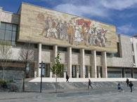 Tirana, Nationalmuseum