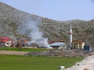 Dorf Fushe Studen
