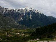 am Llogora-Pass
