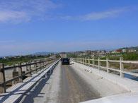 Brücke über den Shkumbin