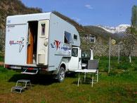 Campingplatz Peshkopi