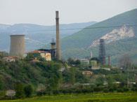 Raffinerie Albanien, Ballsh