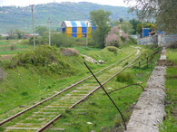 Bahnverkehr ist eingestellt