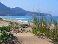 Strand bei San Nicolo/Buggeru