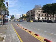 Tirana, Fahrradwege