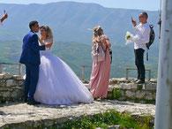 Berat, Hochzeitspaar
