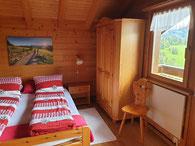 """Schlafzimmer 2 """"Baumwipfel"""""""