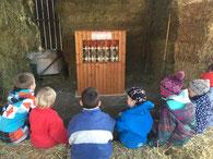 Kasperli buchen für Kindergeburtstag Bauernhof
