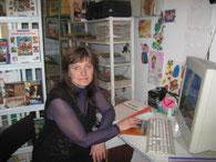 Брызгалова Ольга Павловна - главный библиотекарь филиала с. Романовка