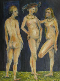 Copy of famous Three Graces