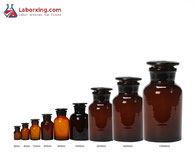 Reagent bottles/brown glass