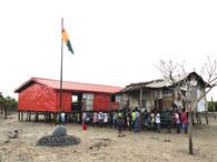Schulstart der Vorschule Meyingbé