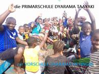 Primarschule Dyarama Taayaki reist zur Vorschule Dyarama Meyingbé