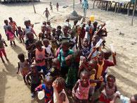 Vorschulkinder in Meyingbé