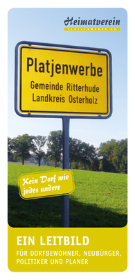 """Das neue Faltblatt """"Ein Leitbild ..."""""""