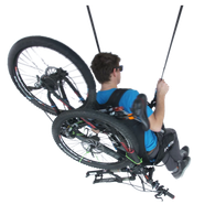 Le seul harnais au monde capable de transporter un parapente
