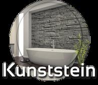 Kunststein - Wandgestaltung
