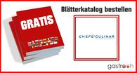 Katalog bestellen Chefs Culinar