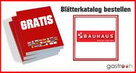 Katalog bestellen Bauhaus