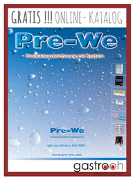 Katalog PreWe