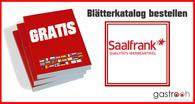 Katalog bestellen Saalfrank