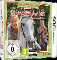 Packshot Best of Pferd & Pony: Mein Reiterhof 3D - Rivalen im Sattel