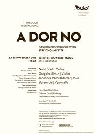 21.11.2015 | Wiener Konzerthaus