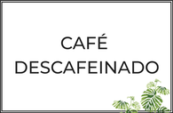 Café arábica de origen descafeinado