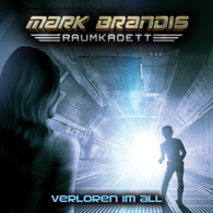 CD Cover Mark Brandis Raumkadett2