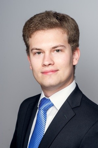 Markus Haas Graduate of the MSc in Finance